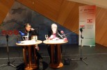 BERICHT zur Lesung mit Gespräch mit Elisabeth ORTH und M.ECHERER