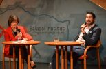 """Bericht über die Buchpräsentation und Gespräch mit Opernsänger Clemens Unterreiner """"Ein Bariton für alle Fälle"""""""