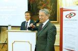 """Bericht über den Vortrag """"Vom Krisenmanagement zum Wirtschaftswachstum"""" Fallstudie Ungarn"""